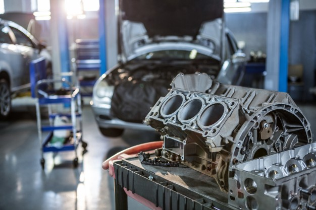 Our Mechanic Services – Rowville - image car-parts-in-repair-garage_1170-1702 on http://www.revampautomotive.com.au